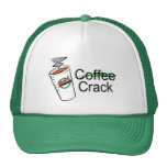 Coffee Crack 2 Trucker Hat