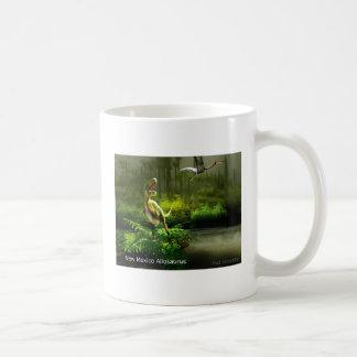 coffee cup allosaur quetsa classic white coffee mug