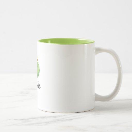 Coffee Cup(Apples) Coffee Mugs