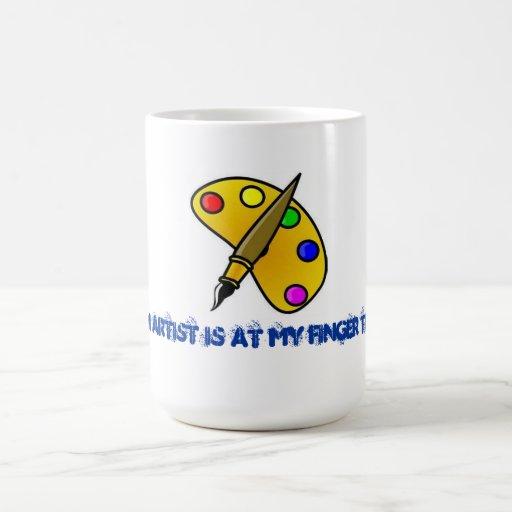Coffee Cup(Artist) Coffee Mugs
