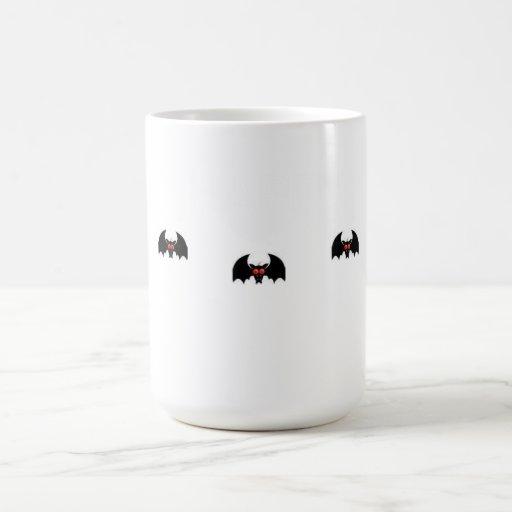 coffee cup (Bats) Coffee Mug