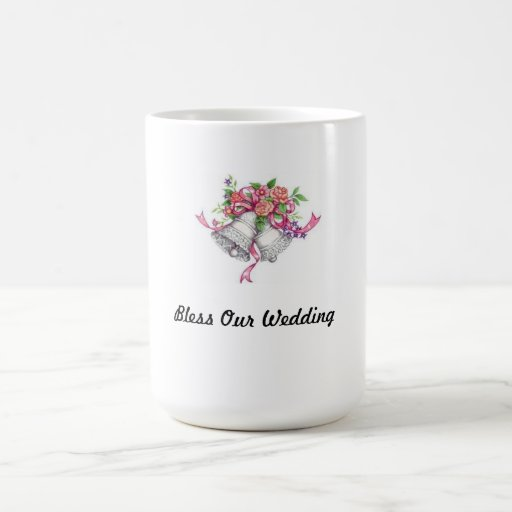 coffee Cup(Bless Our Wedding) Coffee Mug