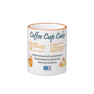 Coffee Cup Cake