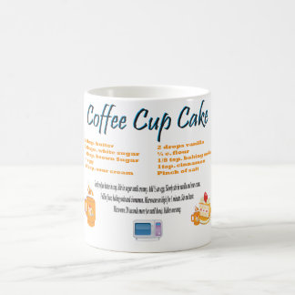 Coffee Cup Cake Classic