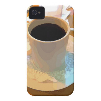Coffee Cup Case-Mate iPhone 4 Case