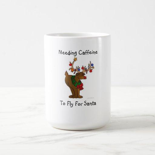 Coffee Cup(Christmas) Mugs