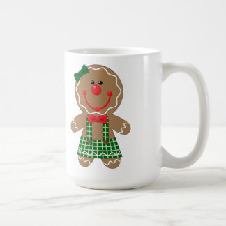 coffee cup, cup, gingerbread cup