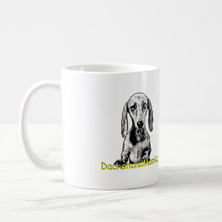 Coffee Cup DachshundManiac