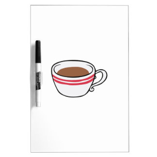 COFFEE CUP Dry-Erase BOARD