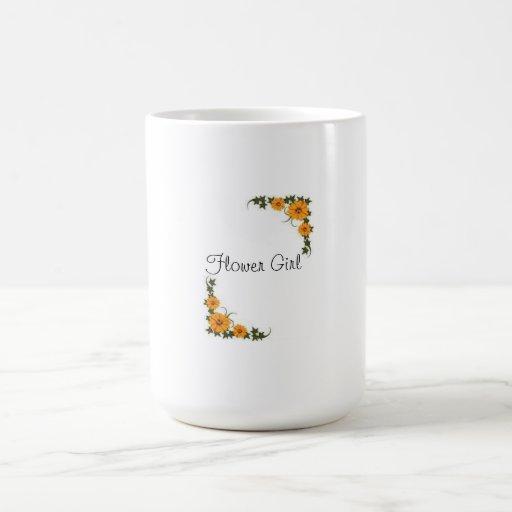 Coffee Cup(Flower Girl) Coffee Mug