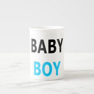 Coffee cup for baby shower for baby girls