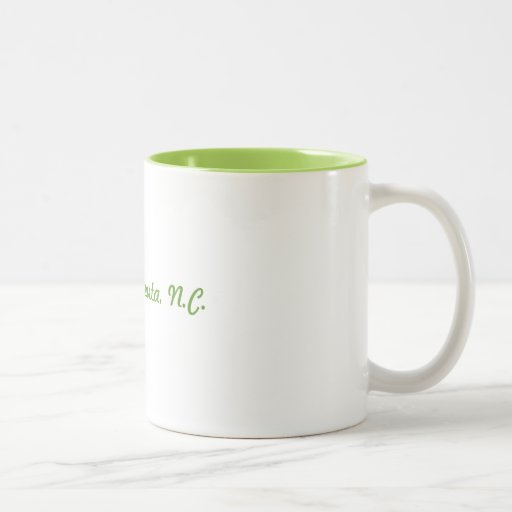 coffee Cup(I Live In Sparta NC) Mug