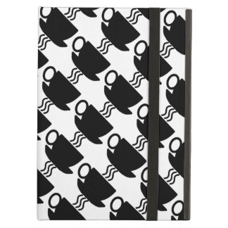 Coffee Cup Icon iPad Air Case