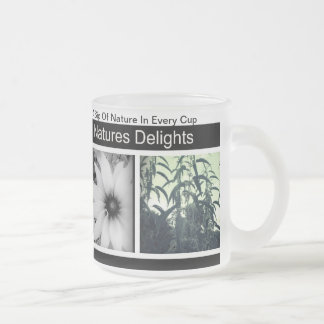 Coffee Cup Includes Natures Photos In Every Sip
