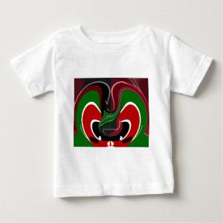 Coffee cup Kenya Flag Hakuna Matata Baby T-Shirt