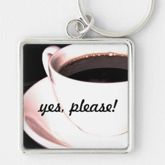 Coffee Cup key chain