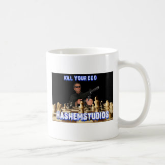 "Coffee Cup ""kill Your ego """