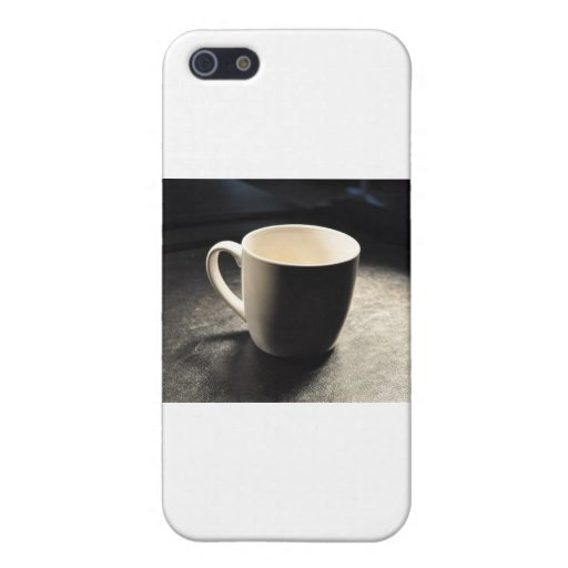 COFFEE CUP LOGO iPhone 5 COVER