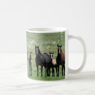 Coffee Cup  - Mares & Foals Coffee Mugs