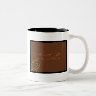 Coffee cup Two-Tone coffee mug
