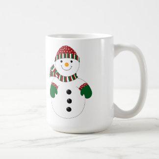 Coffee Cup, Mug, Christmas Cup, Egg Nog Coffee Mug