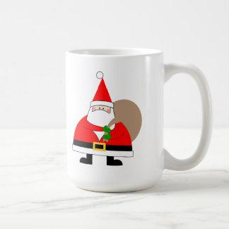 Coffee Cup, Mug, Santa Mug, Christmas Mug