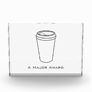 Coffee Cup (Paper To-Go) Award