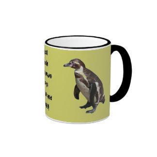 Coffee cup penguin 01 coffee mugs