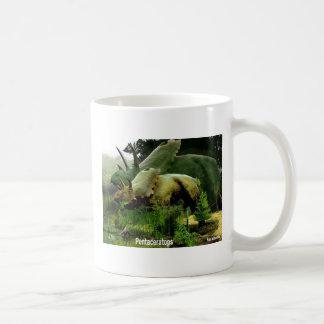 coffee cup pentaceratops, coffee cup pentaceratops mugs