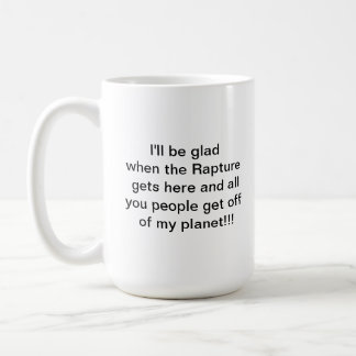 Coffee cup quotation classic white coffee mug