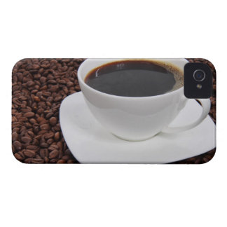 Coffee Cup Roast Delight iPhone 4 Cases