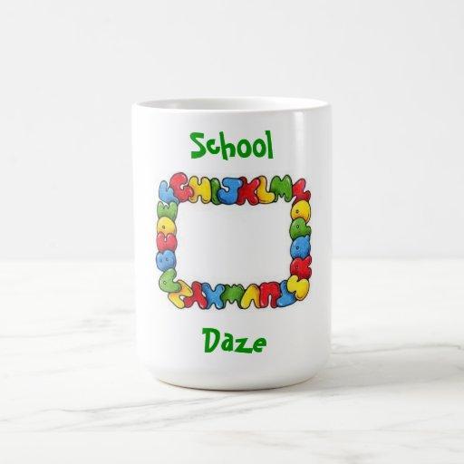 Coffee Cup (School Daze) Coffee Mug