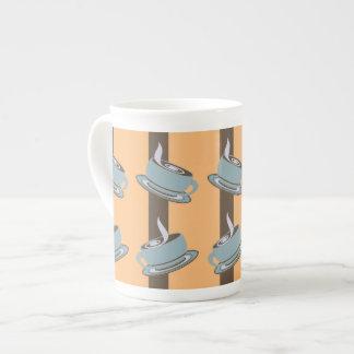 Coffee Cup & Spoon Tea Cup