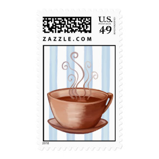 Coffee Cup Stamp