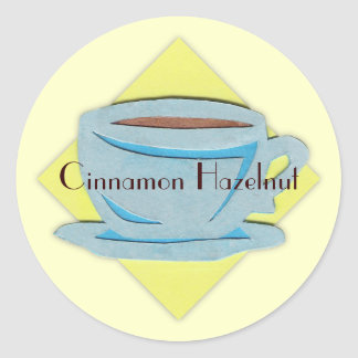 Coffee Cup Stickers