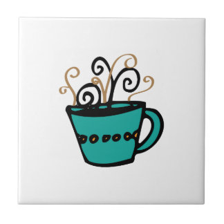 Coffee Cup Tiles