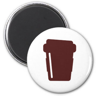 Coffee Cup To go Magnet