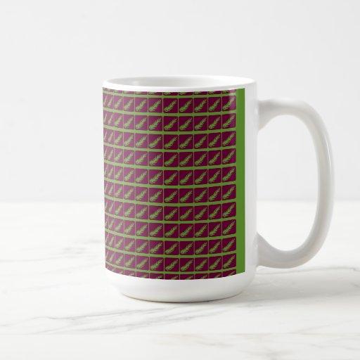 COFFEE CUP WITH ELEGANCE COFFEE MUG