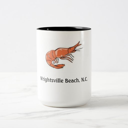 Coffee Cup(Wrightsville Beach,nc) Mug