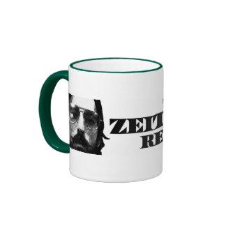 Coffee Cup Z Ringer Coffee Mug