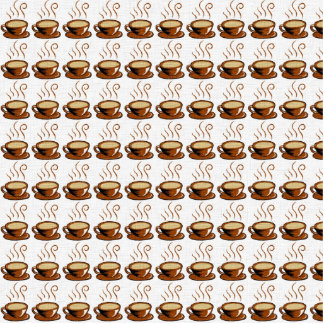 Coffee Cups Background Cutout