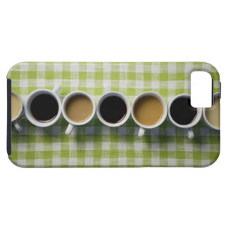 Coffee cups iPhone 5 covers