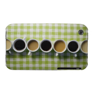 Coffee cups Case-Mate iPhone 3 case