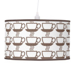 Coffee Cups Ceiling Lamps