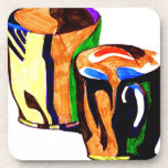 coffee cup's drink coasters