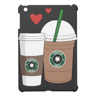 Coffee cups in love! case for the iPad mini
