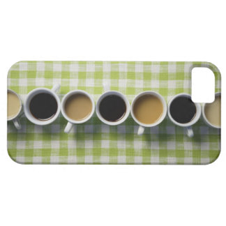 Coffee cups iPhone SE/5/5s case