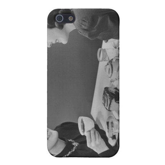 Coffee Date Cover For iPhone SE/5/5s