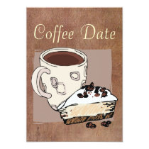 Coffee Date Invitation