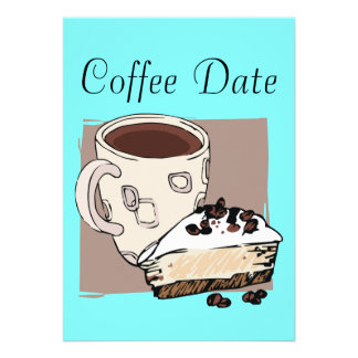 Coffee Date Invite